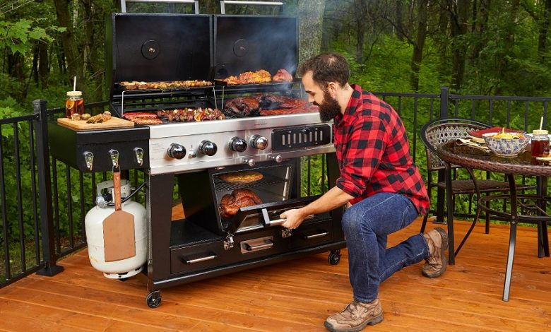 Photo of Best Gas Charcoal Smoker Grill Combos in 2021 Reviewed